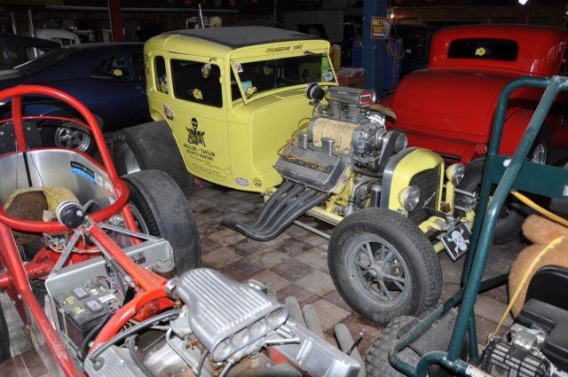 1932 Bantam Alter AAF/A Drag car