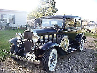 1932 chevy 2 door sedan street rod project car for sale in for 1932 chevy 2 door sedan