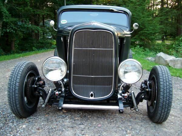 1932 Ford 3 Window Coupe For Sale In Barrington New