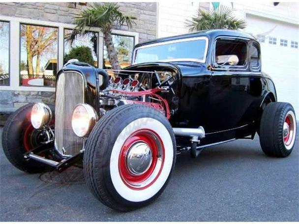 1932 ford 5 window coupe for sale in arlington texas for 1932 ford 5 window coupe