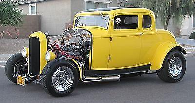 1932 Ford 5 Window Deuce Coupe American Graffiti For Sale