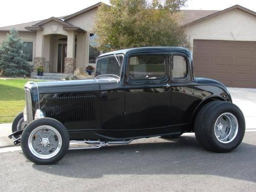 1932 ford 5 window highboy coupe for sale in grand for 1932 ford 3 window for sale