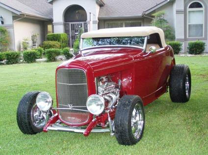 1932 Ford Dearborn Deuce Roadster Hot Rod Free Delivery