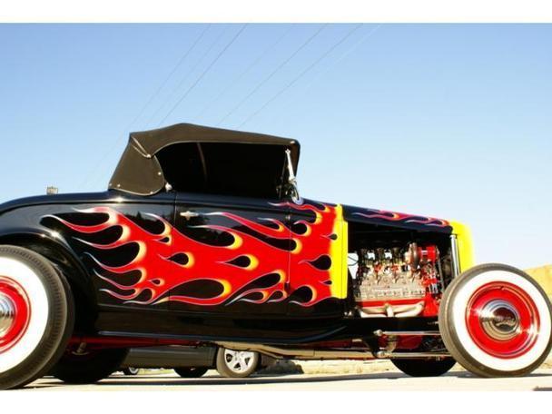 1932 Ford Hot rod deuce roadster high boy