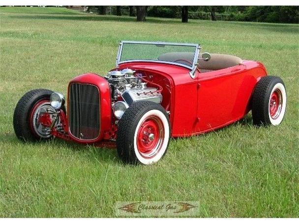 1932 Ford Lo-boy