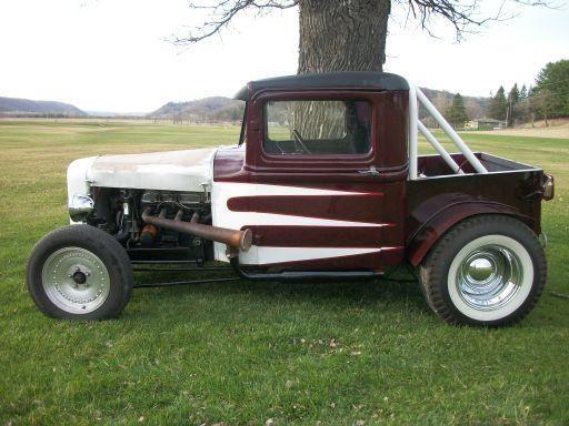 1932 Ford Pick Up Street Rod