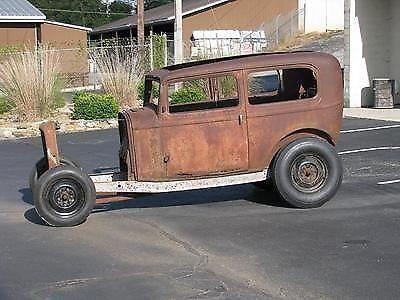 1932 Ford Two Door Sedan Project For Sale In Knoxville