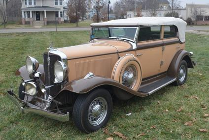1932 studebaker six convertible for sale in allentown pennsylvania classified. Black Bedroom Furniture Sets. Home Design Ideas
