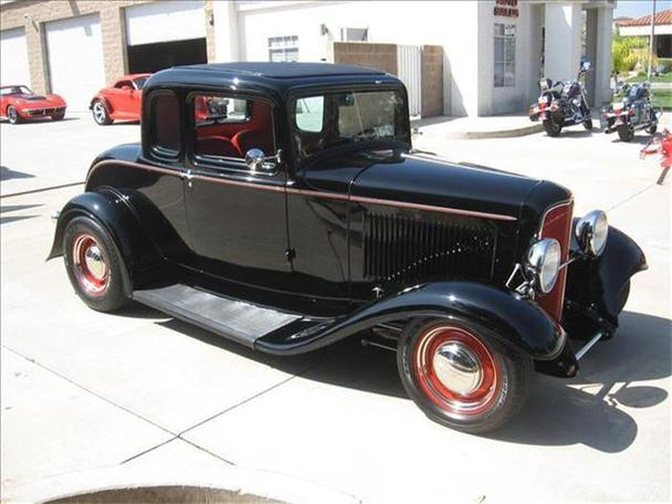 1932 ford 5 window coupe for sale in brea california for 1932 ford 5 window coupe