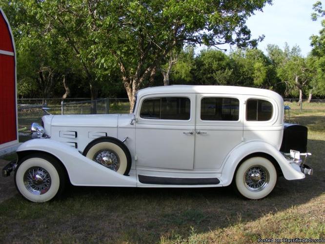 1933 cadillac lasalle for sale in san antonio texas classified. Black Bedroom Furniture Sets. Home Design Ideas
