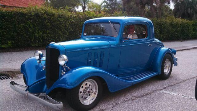 1933 Chevrolet 3 Window Coupe For Sale In Port Charlotte