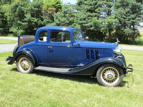1933 chevrolet five window sedan for sale in frederick