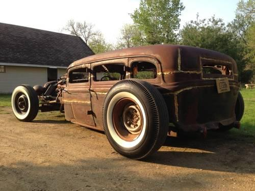 1933 dodge rat rod turbo for sale in lake city minnesota for 1933 dodge 4 door