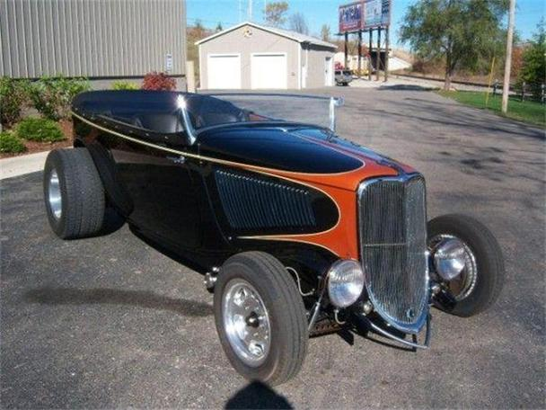 1933 ford hot rod for sale in lansing michigan classified. Black Bedroom Furniture Sets. Home Design Ideas