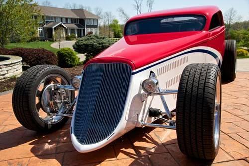 1933 ford speedster for sale in toledo ohio classified. Black Bedroom Furniture Sets. Home Design Ideas