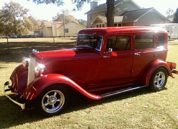 1933 Plymouth Street Rod For Sale In Anniston, Alabama