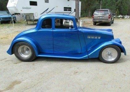 1933 willys coupe for sale or for sale in medford. Black Bedroom Furniture Sets. Home Design Ideas