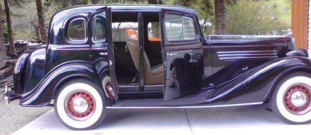 1934 Buick Sedan for sale (MT) - for Sale in Livingston ...