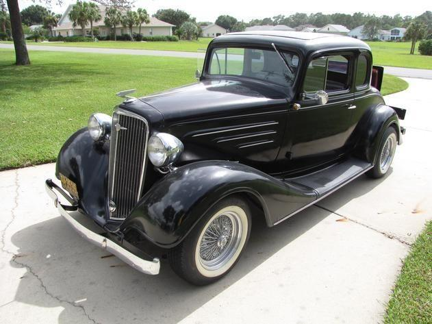 1934 chevrolet master 5 window coupe for sale in ocala for 1934 5 window coupe for sale