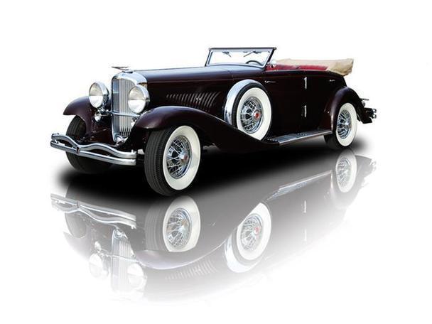 1934 Duesenberg Sedan