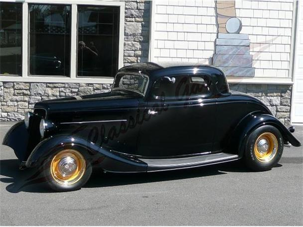 1934 ford 3 window coupe for sale in arlington texas for 1934 ford three window coupe for sale