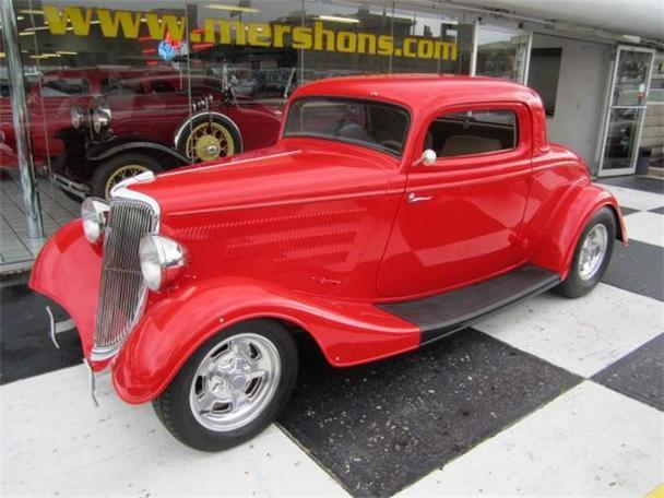 1934 ford 3 window coupe for sale in springfield ohio for 1934 3 window coupe for sale
