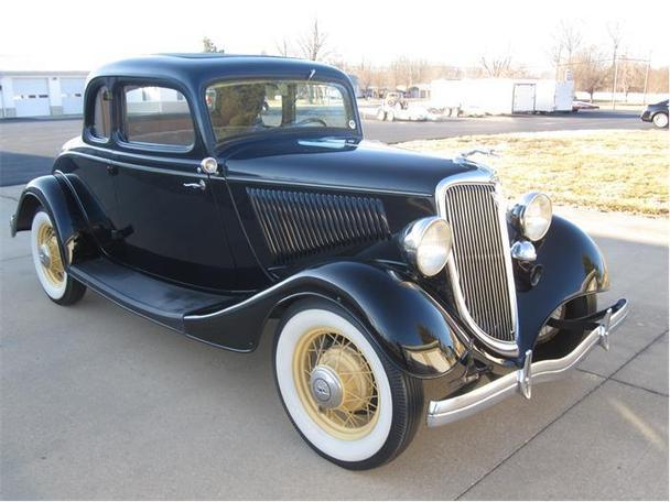1934 ford 5 window coupe for sale in west frankfort illinois classified