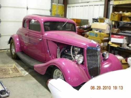 1934 ford model 40 antique in hamilton oh for sale in hamilton ohio classified. Black Bedroom Furniture Sets. Home Design Ideas