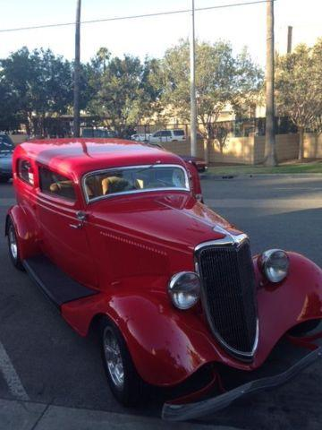 1934 ford tudor sedan for sale in riverside california classified. Black Bedroom Furniture Sets. Home Design Ideas