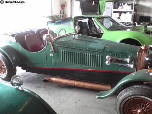 1934 frazer nash vw replica kit car for sale in harrisburg pennsylvania classified. Black Bedroom Furniture Sets. Home Design Ideas