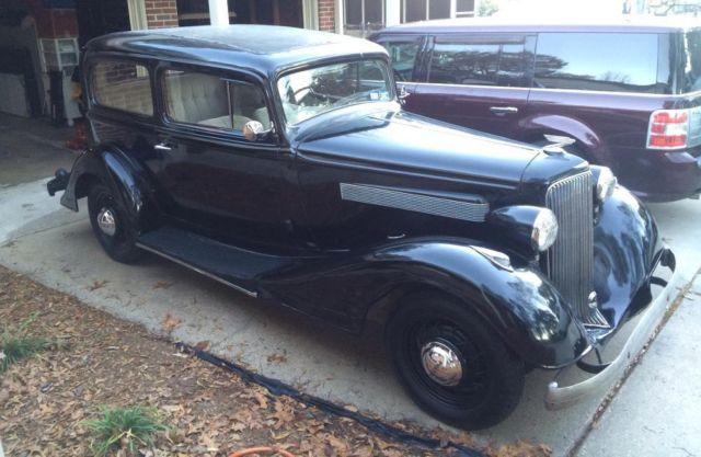 Cars For Sale In Jacksonville Fl >> 1934 Pontiac 2 Door Sedan Slant back for Sale in Gulf ...