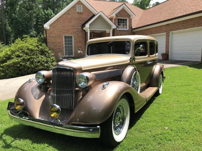 1934 Pontiac Other Model 603 Gold / Bronze