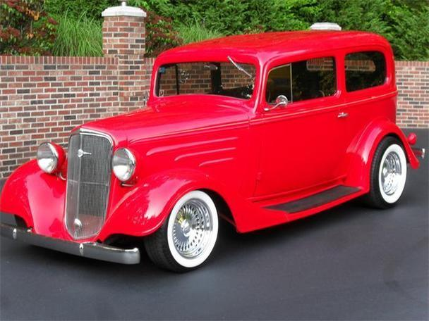1935 Chevrolet Sedan for Sale in Huntingtown, Maryland ...