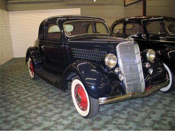 1935 ford 5 window coupe for sale in branson missouri for 1935 ford 5 window coupe for sale