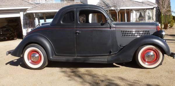 1935 ford 5 window for sale ca for sale in leona for 1935 ford 5 window coupe for sale