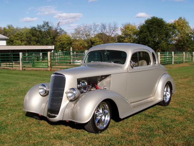 1936 Chevrolet Coupe STREET ROD