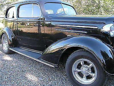 1936 CHEVROLET MASTER 2 DOOR SEDAN 454 TURBO 400 STREET