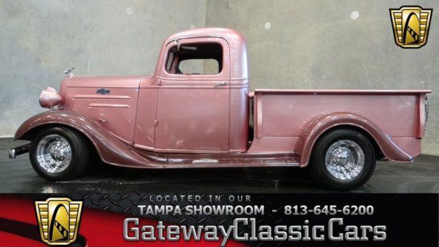 1936 Chevrolet Truck Rose Metallic 361tpa For Sale In
