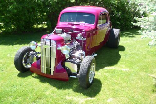 ***1936 CHEVY COUPE**