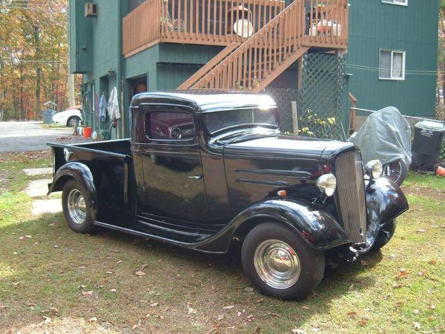 1936 Chevy Pickup For Sale In Dingmans Ferry Pennsylvania