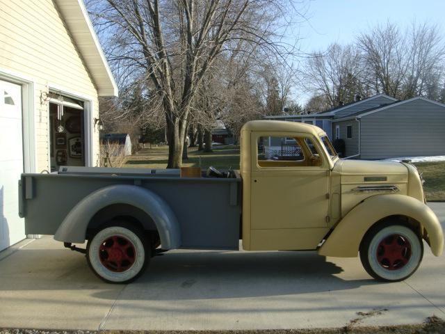 1936 Diamond T pick up RARE TRUCK!!!!!