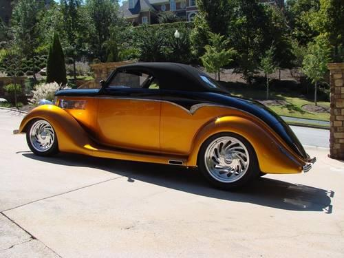 1936 ford coupe custom for sale in roanoke virginia classified. Black Bedroom Furniture Sets. Home Design Ideas