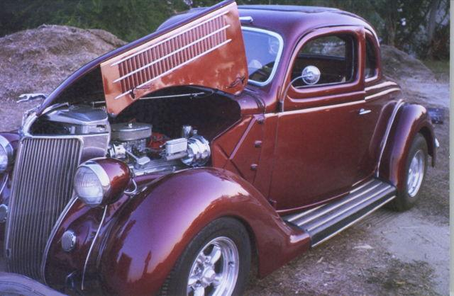 1936 Ford Swindo Coup Hot Rod For Sale In Hi Vista