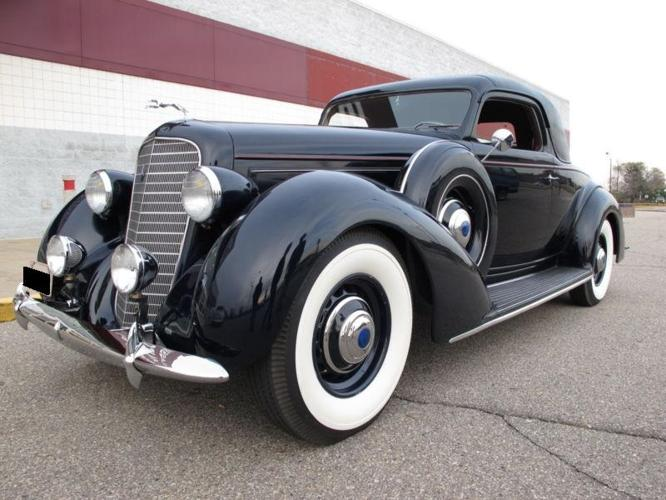 1936 Lincoln K Lebaron For Sale In Phoenix Arizona