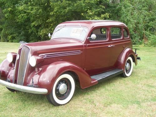1936 plymouth nice car drive it home for sale or trade for for 1936 plymouth 4 door
