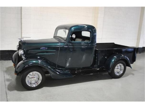 1936 Chevy Pickup For Sale On Craigslist | Autos Post