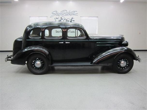 1936 chevrolet sedan for sale in sioux falls south dakota for 1936 chevy 4 door sedan