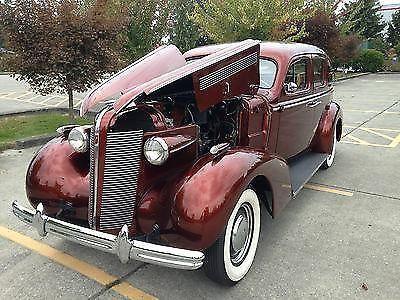 1937 buick special 4 door sedan pre war for sale in for 1937 buick 4 door sedan