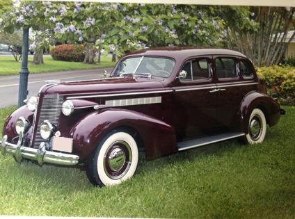 1937 buick special 4 door touring sedan for sale in fort for 1937 buick 4 door sedan