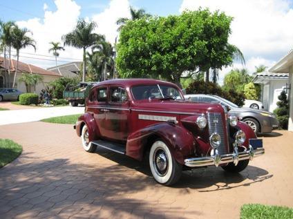1937 buick special 4 door touring sedan for sale in for 1937 buick 4 door sedan